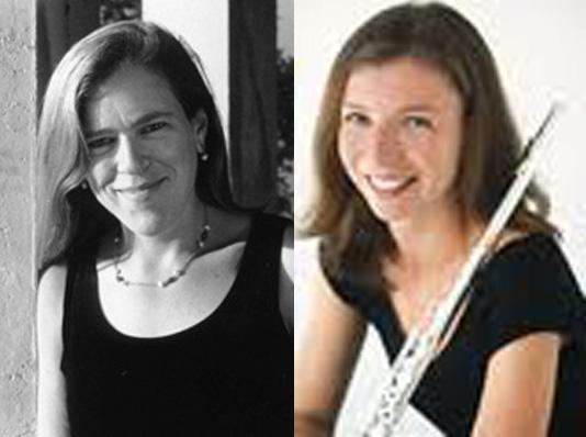 Lauren Cony, piano  & Sarah Holzman, flute