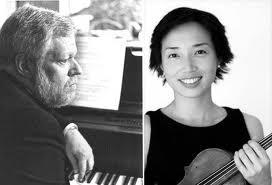Christina Mok, violin & Miles Graber, piano