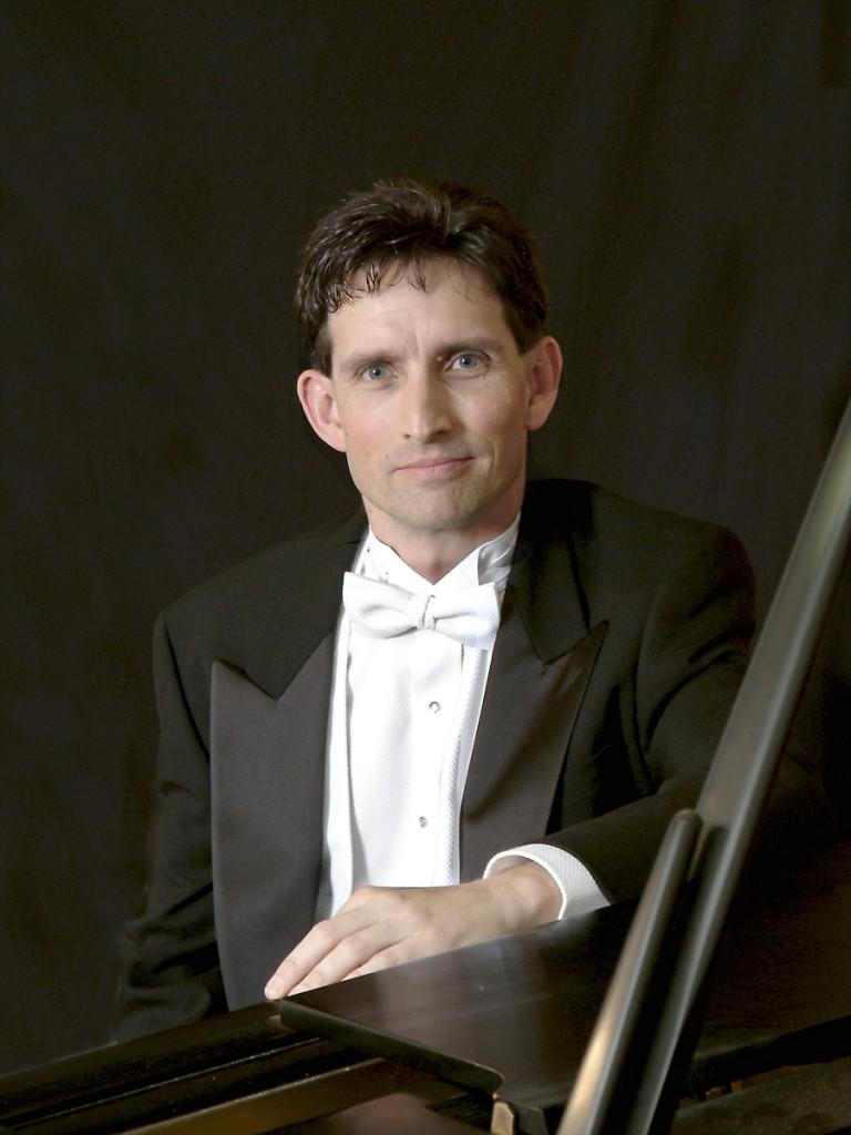 Thomas Hansen, piano