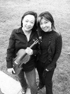 Aeri Lee, piano & Caroline Lee, viola