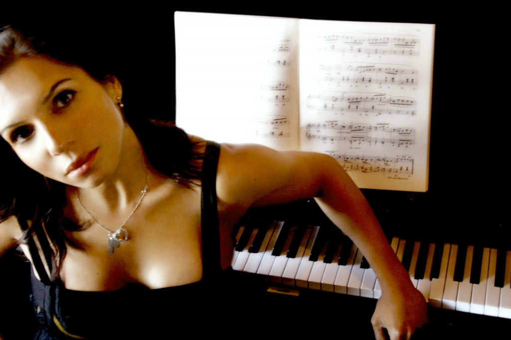 Lara Downes, piano