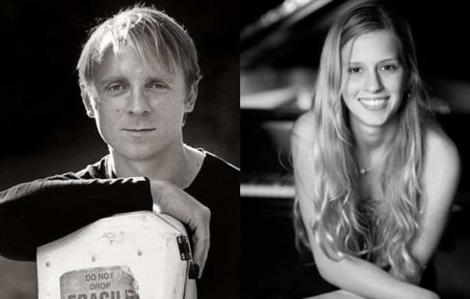 Robert Howard, cello & Elizabeth Dorman, piano
