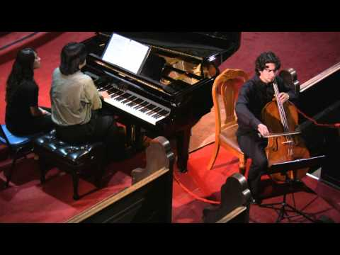 Samsun van Loon, cello / Michael Tan, piano