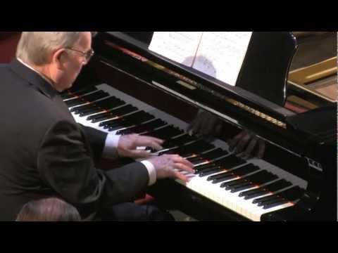 William Corbett-Jones, piano