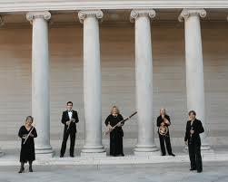 Bellavente Wind Quintet, with Steve Sanders, piano