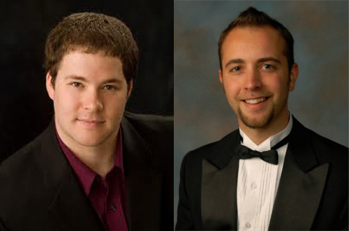 Michael Desnoyers, tenor & Jonathan Edward Mann, piano