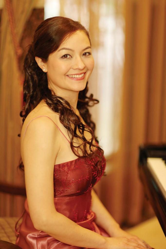 Sandra Shen, piano