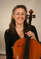 Victoria Ehrlich, cello