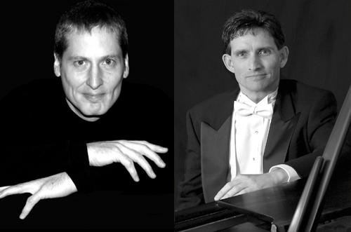 Daniel Glover & Thomas Hansen, piano duet