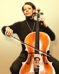 Dawn Foster-Dodson, cello