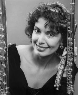 Maria Tamburrino, flute