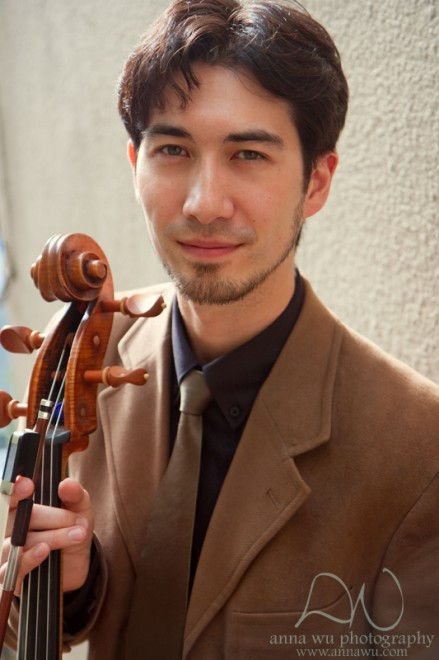 Samsun van Loon, cello