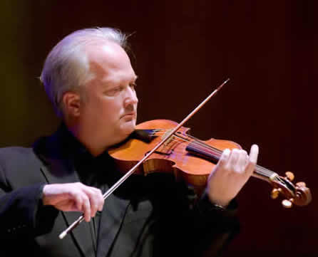 David Wilson, violin