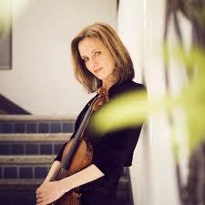 Mariya Borozina, violin