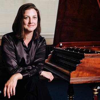 Katherine Heater, harpsichord
