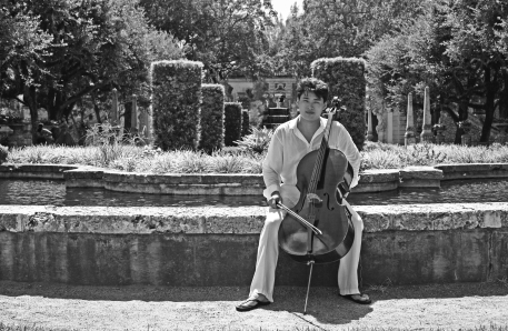 Jonah Kim, cello