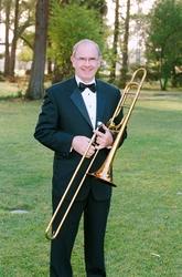John Monroe, trombone