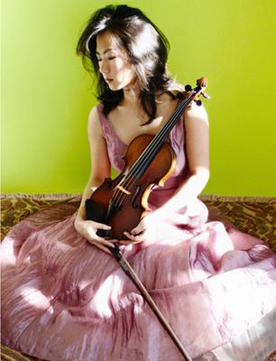 Livia Sohn, violin