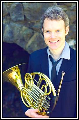 Daniel Wood, horn