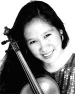 Alicia Yang, violin