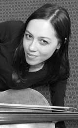 Erin Wang, cello
