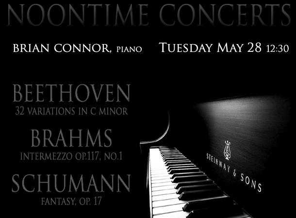 Brian Connor, piano