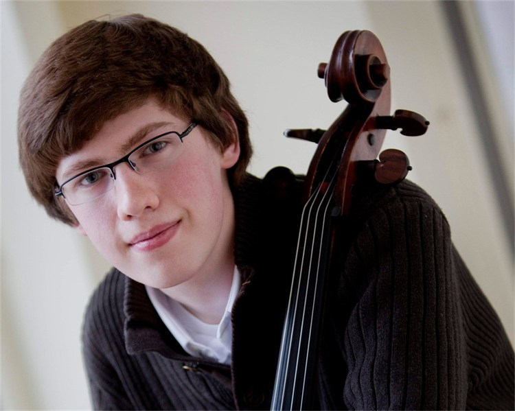 Austin Huntington, cello