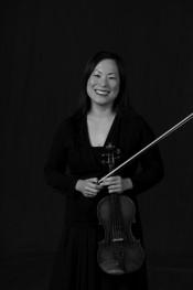 Karen Shinozaki Sor, violin