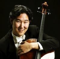 Eric Sung, cello