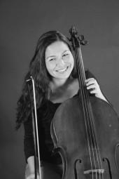 Adelle-Akiko Kearns, cello