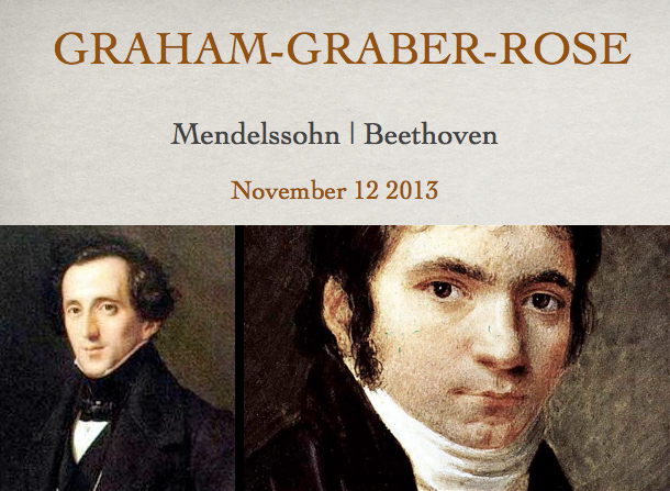 Graham-Graber-Rose