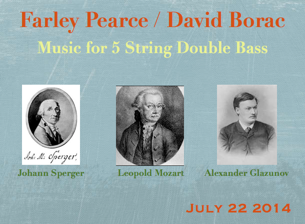Farley Pearce / David Borac