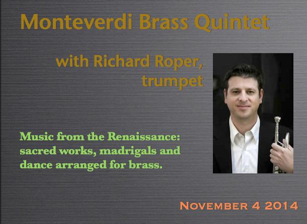 Monteverdi Brass Quintet
