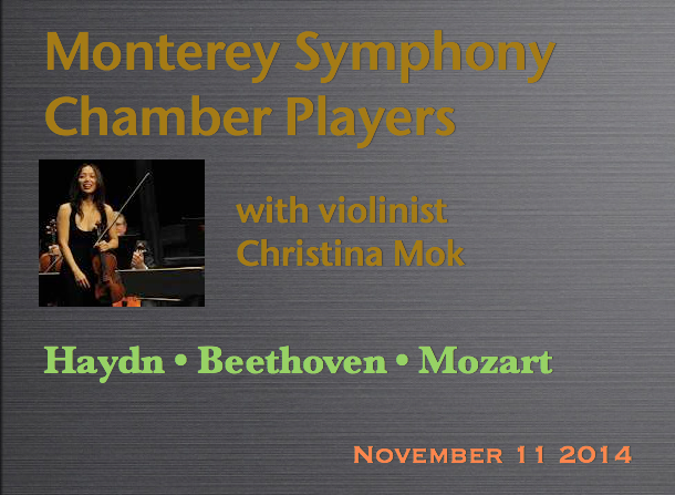 Monterey Symphony Chamber Players