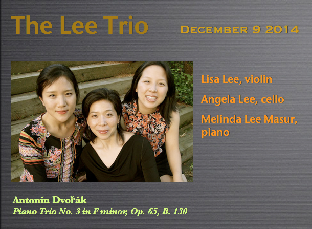 The Lee Trio