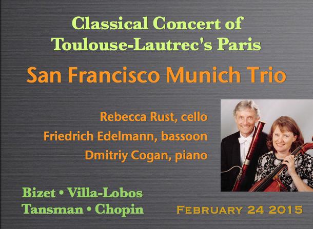 San Francisco Munich Trio