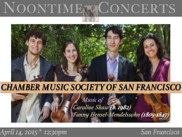 Chamber Music Society of San Francisco