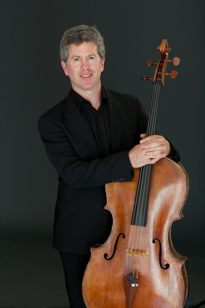 Peter Wyrick, cello / Britt Day, piano