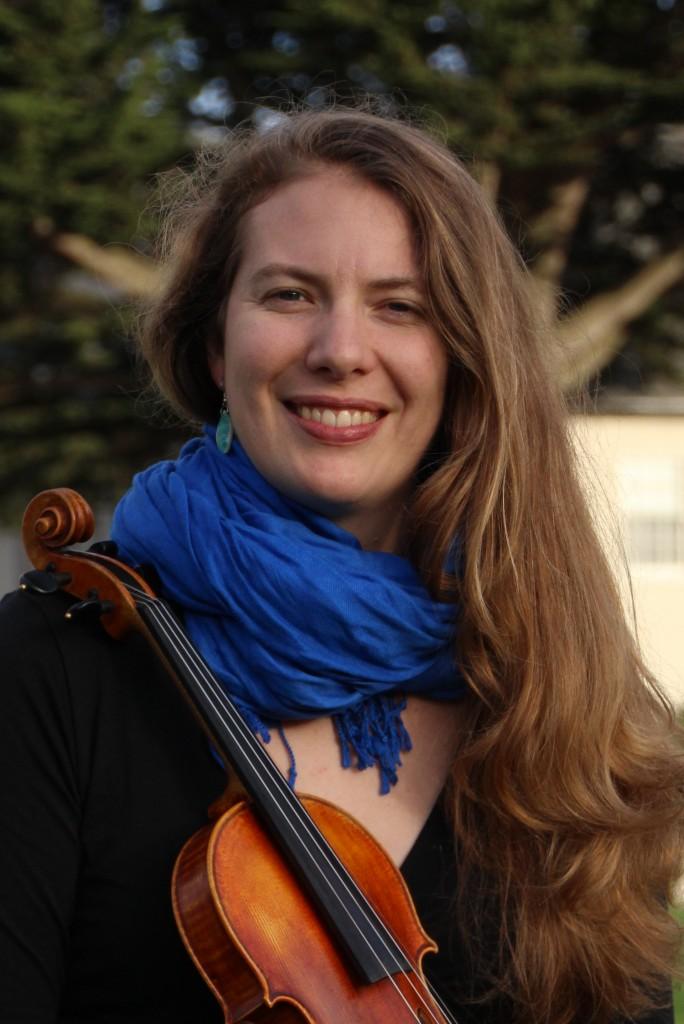 Sarah Wood, violin / Miles Graber, piano