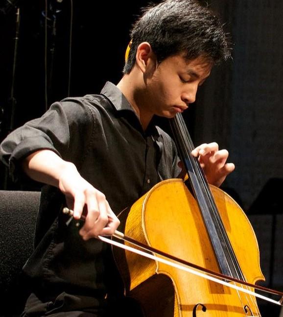 Jeremy Tai, cello