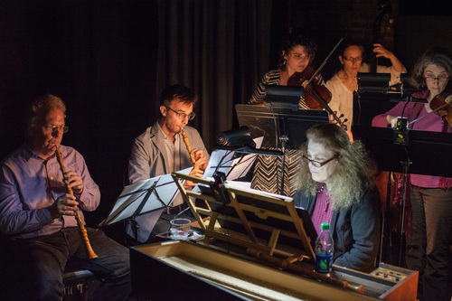 BACH'S BIRTHDAY CELEBRATION  with THE ALBANY CONSORT