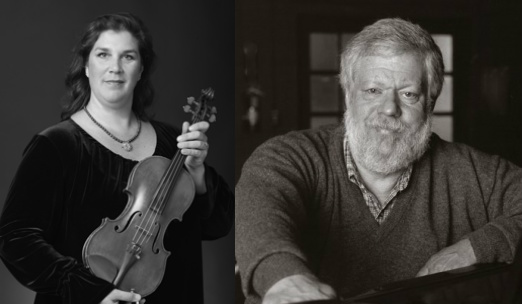 Robin Hansen, violin / Miles Graber, piano