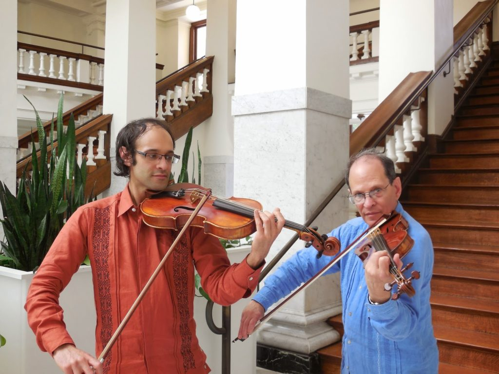 Gold Duo: Joseph Gold, violin / Raphael Gold, viola