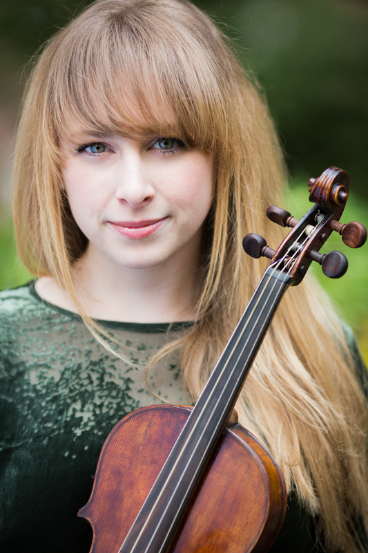Caitlin Cribbs, viola