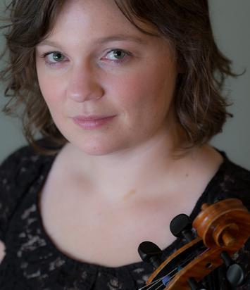 Katie Hagen, viola