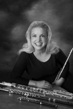 Kris Palmer, flute