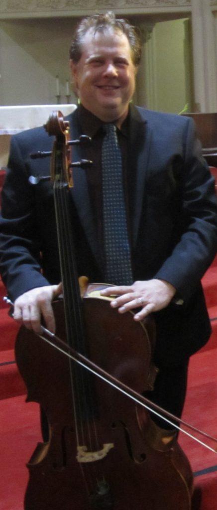 Michael Graham, cello