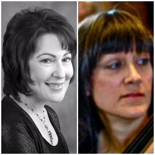 Victoria Ehrlich, Cello; Roxanne Michaelian, piano