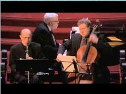 Tom Rose, Clarinet; Michael Graham, Cello; Miles Graber, Piano