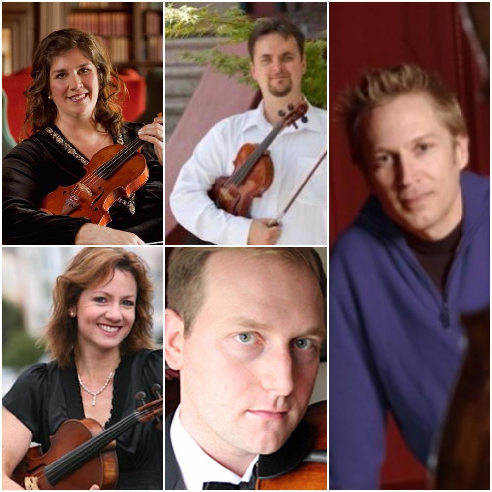 The Midsummer Mozart Festival Chamber Players